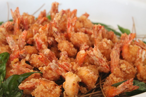 Deep-Fried Shrimp | Mother's Day Setup | Blissful MOMents Only For The Best Mom at MIsto Seda Abreeza