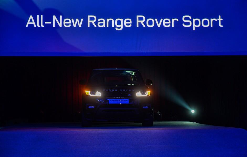 Premier Motors Abu Dhabi Unveils The All New Range Rover S