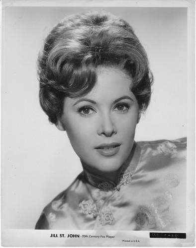 Jill St. John - c.1960(IV) | Jill, John, Hollywood