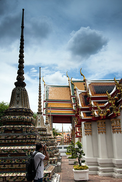 Wat Pho Temple  BangkokWat Pho Temple
