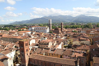Lucca roofs | by Devon 21