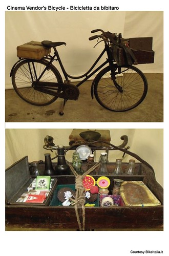 Cargo Bike History: The Cinema Vendor's Bicycle | by Mikael Colville-Andersen