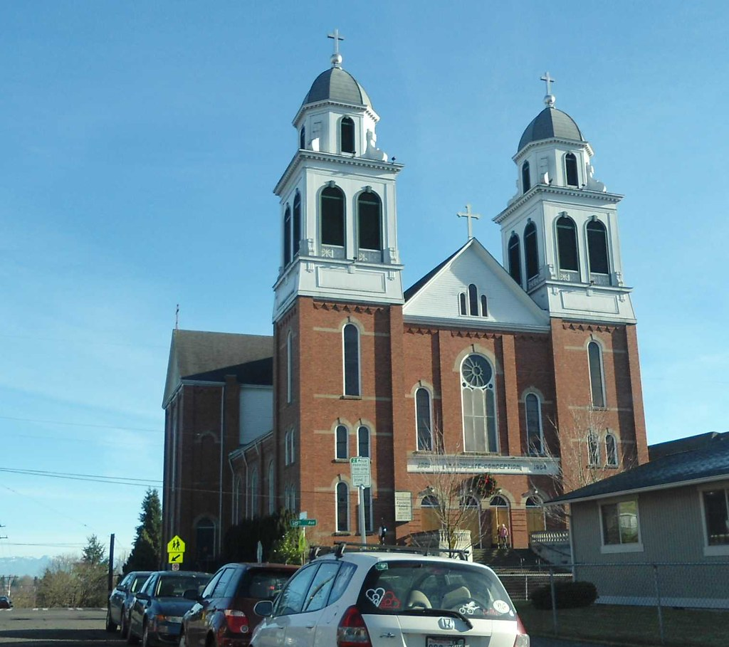 Explore This Immaculate New: Immaculate Conception Catholic Church The Oldest Standing