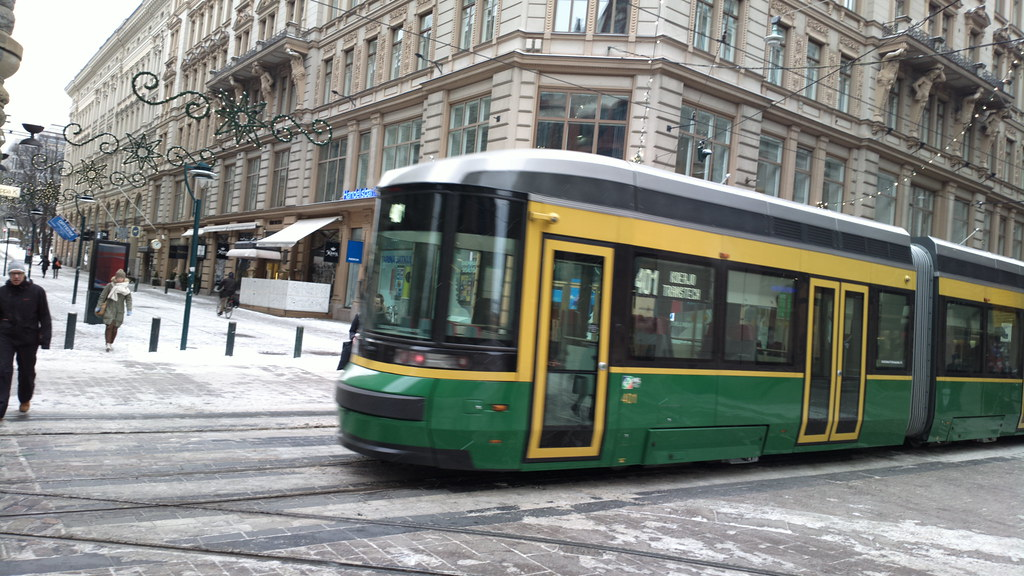 the effects on the tram system