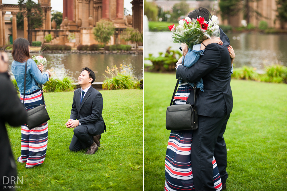 Nicco's Wedding Proposal.