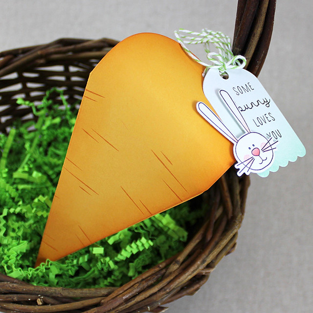 Some Bunny Carrot Box