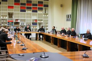 Ad Limina Visit Canadian Atlantic Episcopal Assembly