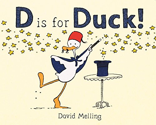David Melling, D is for Duck