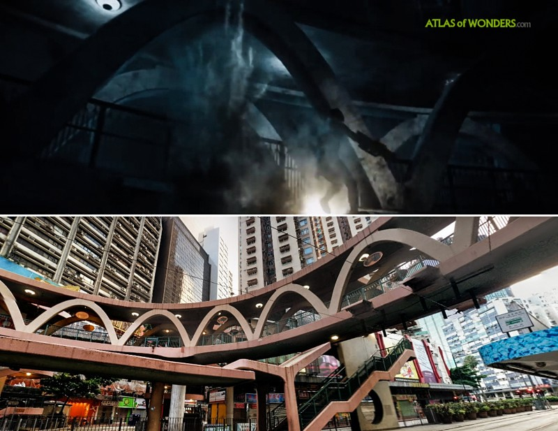 Where does Ghost in the Shell take place