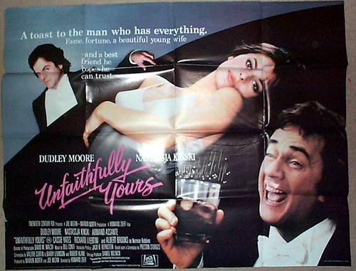 Unfaithfully Yours - 1984 - Poster 2
