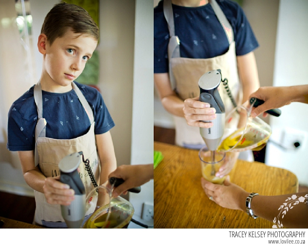 Kids cooking classes at The Wooden Spoon Kitchen in Linden