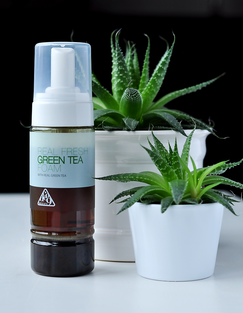 stylelab-neogen-real-fresh-green-tea-foam-cleanser-2