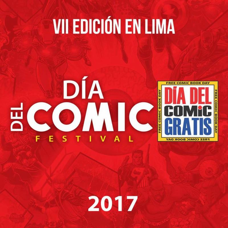 Día del Cómic Festival 2017