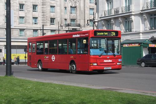 Metroline DLD693 LK55KLE