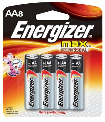 Deals on Energizer Batteries