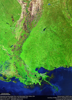 Mississippi_River_Delta_RS2_542_crop_56 | by Pierre Markuse