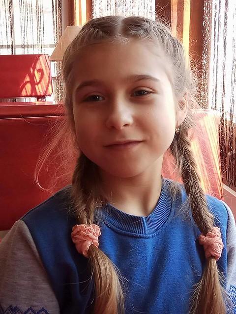 9-річна Марія потребує пересадки нирки