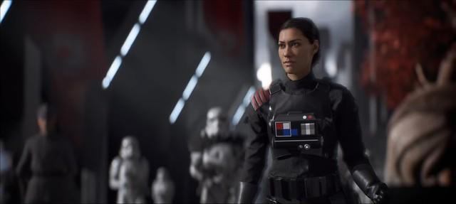 Star Wars Battlefront 2 - Iden Versio 2