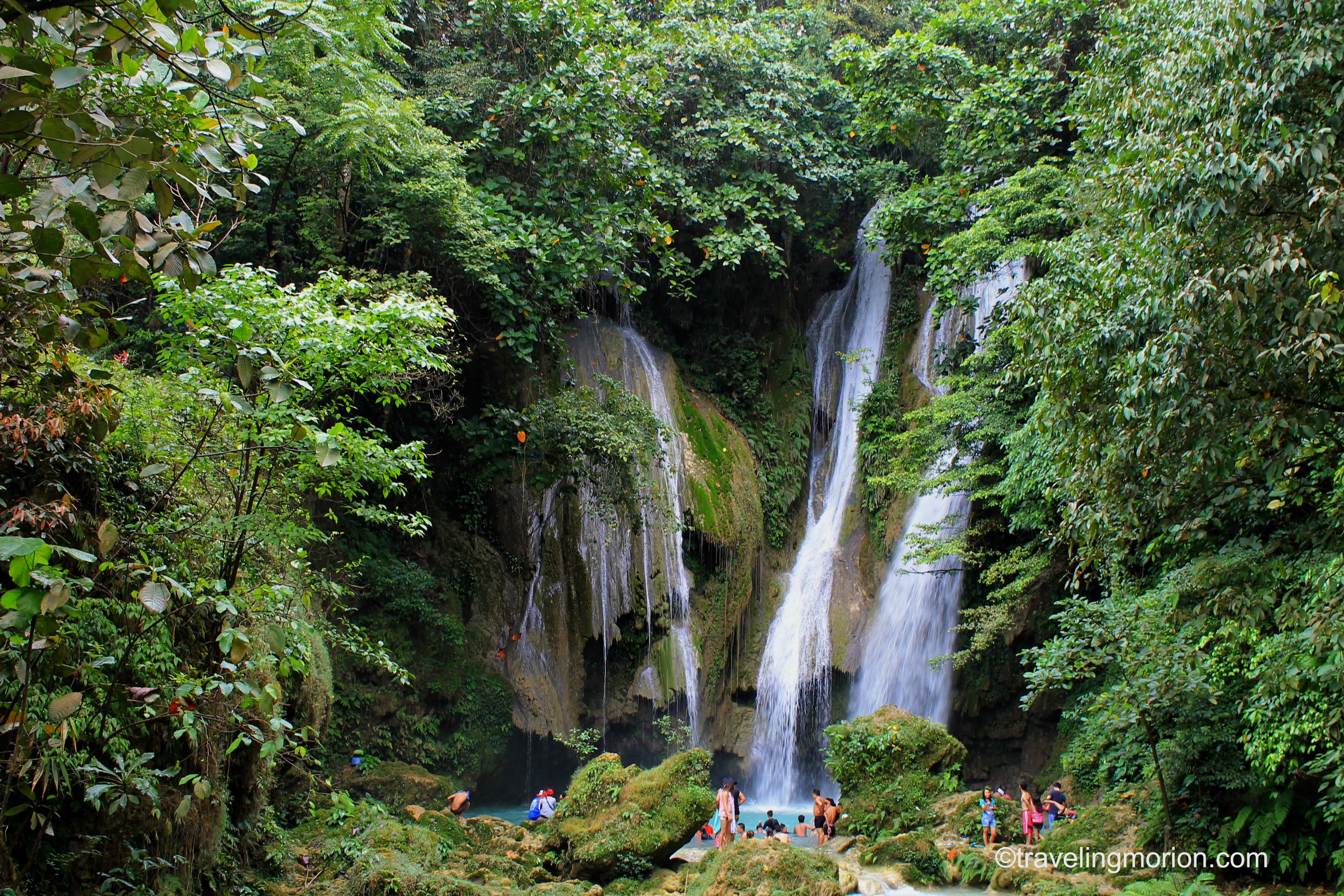 Mag-aso Falls, Kabankalan City - Negros Occidental