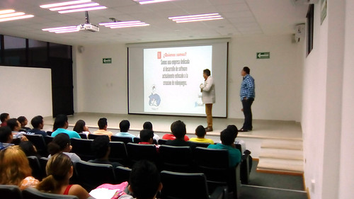"Alumnos del proyecto ""Level Game Technology"" comparten su experiencia de éxito"