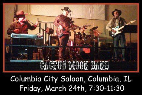 Cactus Moon Band 3-24-17