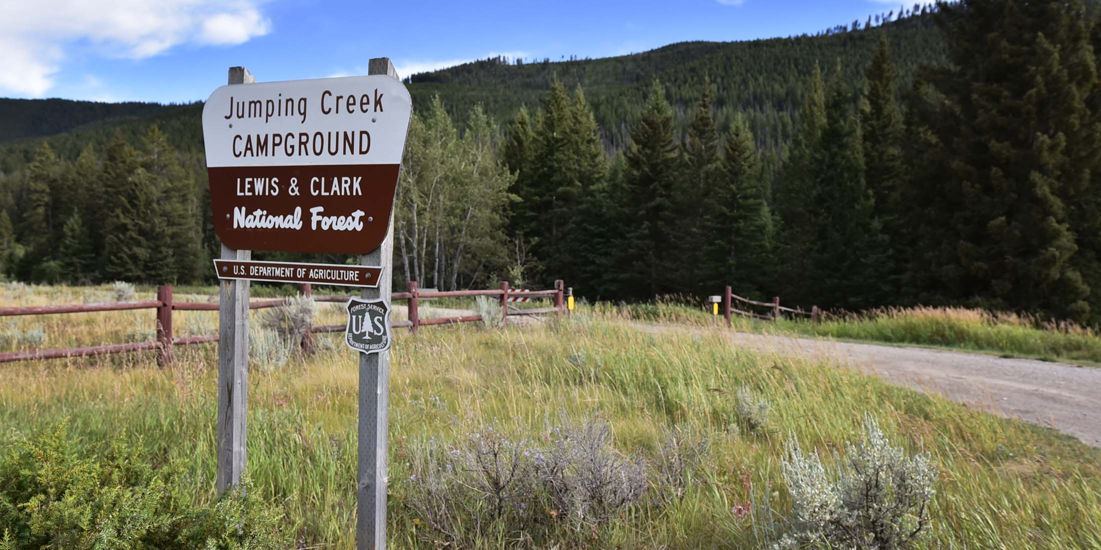 Find our great information on Jumping Creek campground located on Highway 89, 20 miles North of White Sulphur Springs, Montana in the Little Belt Mountains.