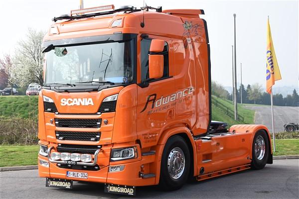 [B] Advance Scania R500 New Generation 1-RLE-334   Ciney 201…   truck_photos   Flickr
