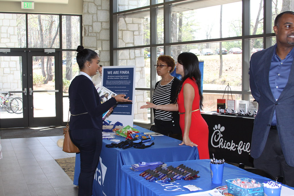 On-Campus Career Fair