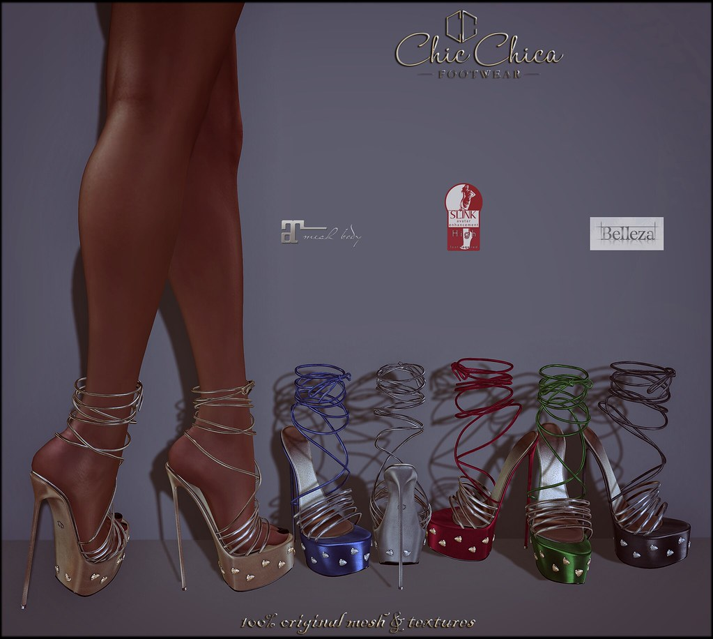 Linsey by ChicChica Out @ Shoetopia
