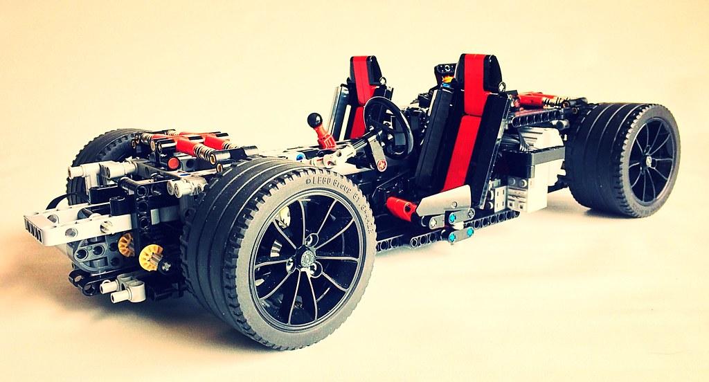 bugatti chiron rebrickable lego technic mindstorms model team eurobricks forums. Black Bedroom Furniture Sets. Home Design Ideas