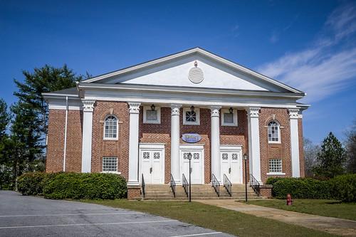 Pelzer Elementary and Auditorium-001