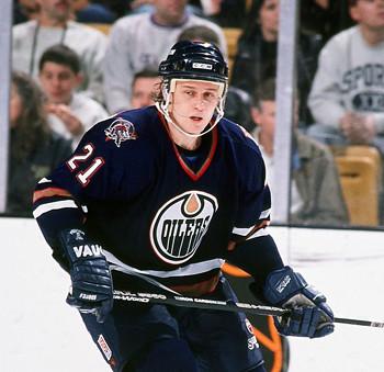 Czerkawski Edmonton 1