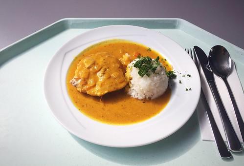 Chicken Tikka Masala & Basmati