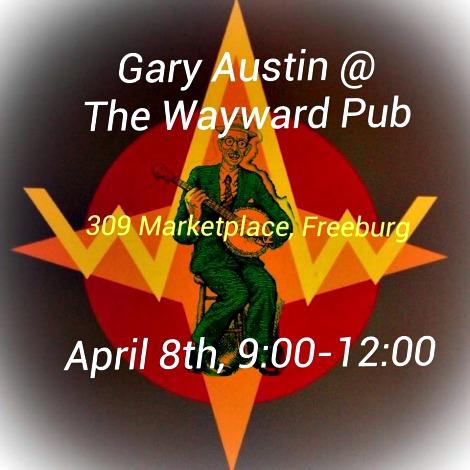 Gary Austin 4-8-17