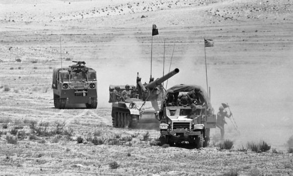 175mm-M107-M548-Alfa-weapons-display-1972-hrv-2-israel-sun