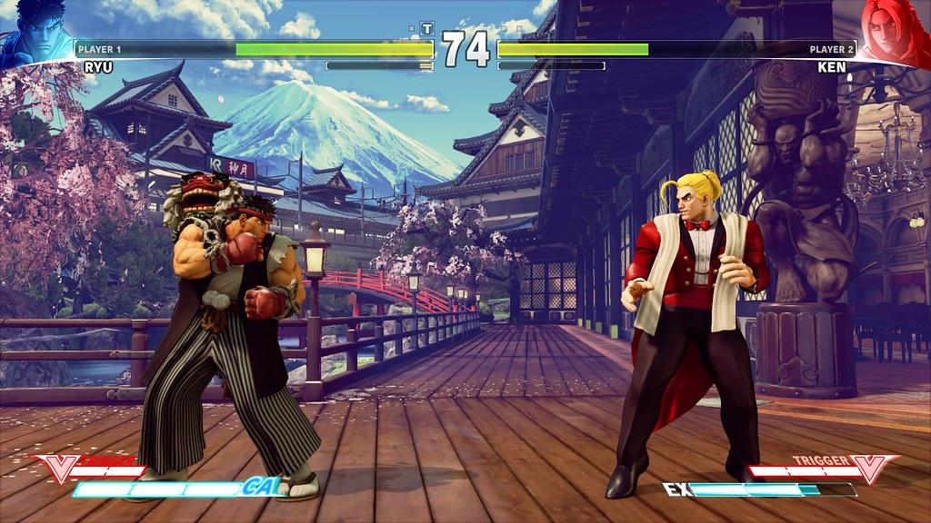 Street Fighter V – Capcom Pro Tour 2017