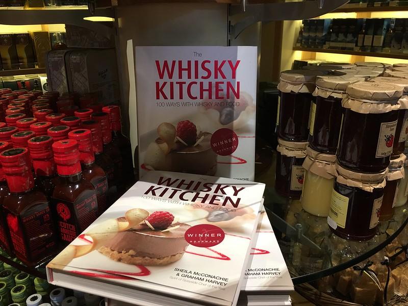 edinburgh 070 whisky kitchen recipe book