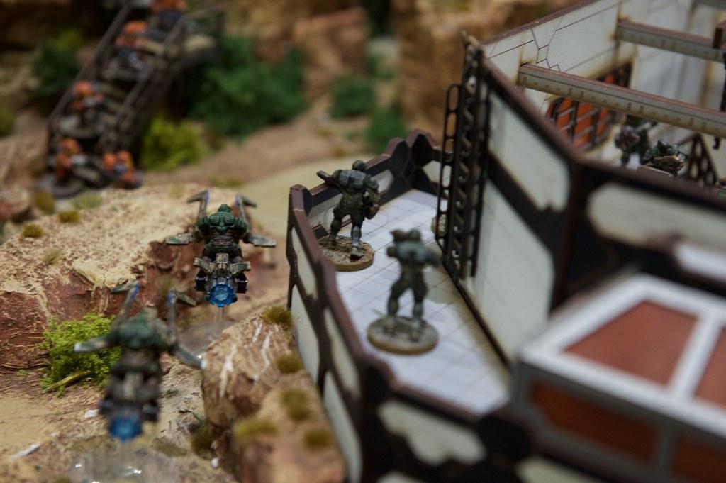 Mantic Warpath