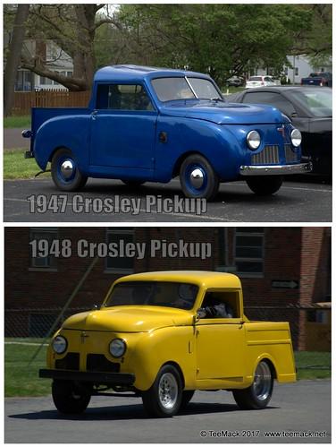 Crosley Pickup Trucks