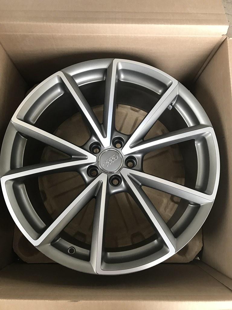 For Sale Four 20 Quot V Spoke Rs5 Wheels Oem