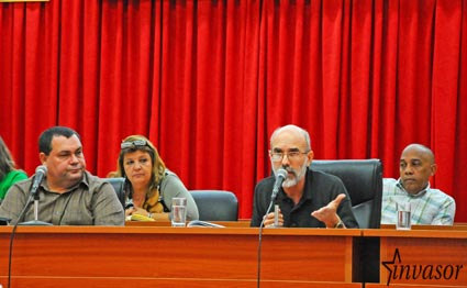 Asamblea Provincial de la UPEC en Ciego de Ávila