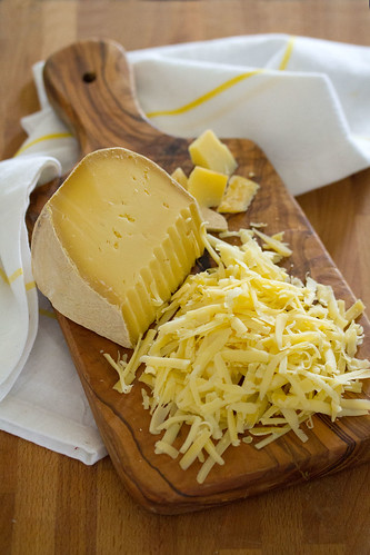 Grated Heidi Cheese
