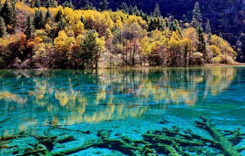 Stunning Jiuzhaigou