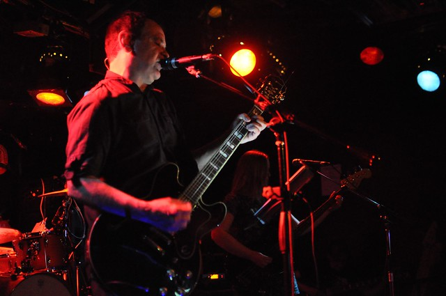 The Wedding Present at Zaphod Beeblebrox