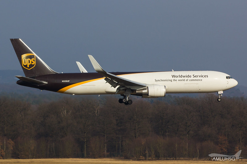 UPS - B763 - N339UP (2)