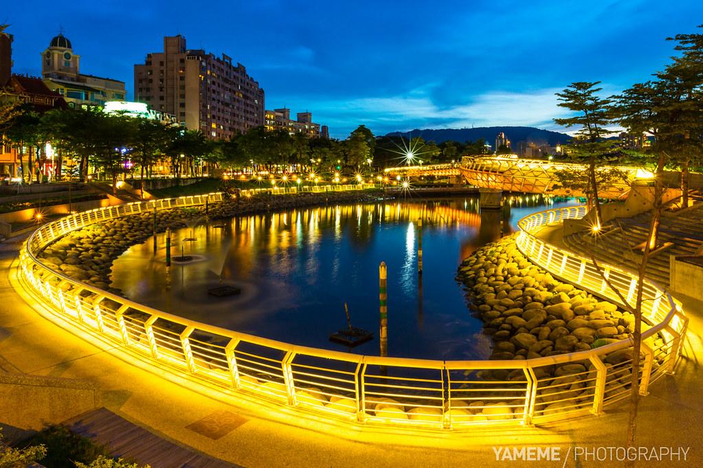 愛河之心 Heart of Love River / Kaohsiung, Taiwan   View On