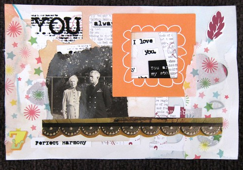ICAD:  Index Card a Day Art | by marciadotcom
