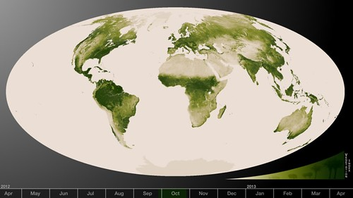 Herbal Earth | by NASA Goddard Photo and Video