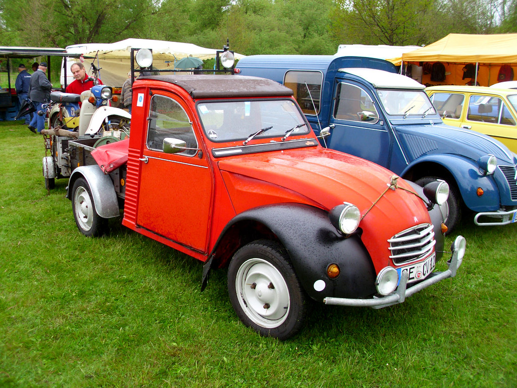 citroen 2cv pick up conversion hermannsburg 2013 hog troglodyte flickr. Black Bedroom Furniture Sets. Home Design Ideas