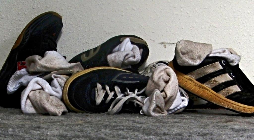 giant pile of socks - photo #39